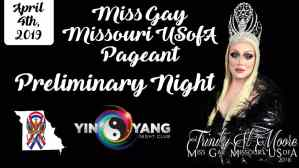 Miss Gay Missouri USofA 2019