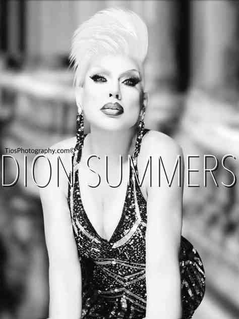 Dion Summers Miss Gay Texas USofA 2019 Alternate