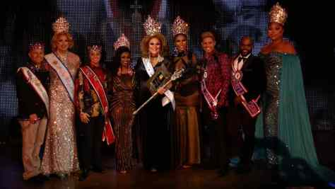 Miss Gay USofA Classic 2019 Stacey Holliday and Court
