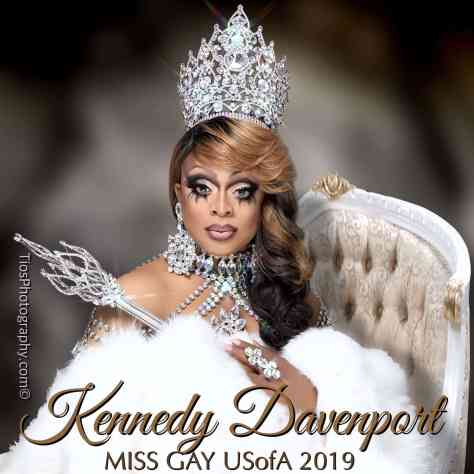 Kennedy Davenport DVDs