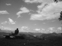 hilltop, Monte Celva, 15 aug. 2009