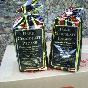 Dark Chocolate Covered Pecans, #92444