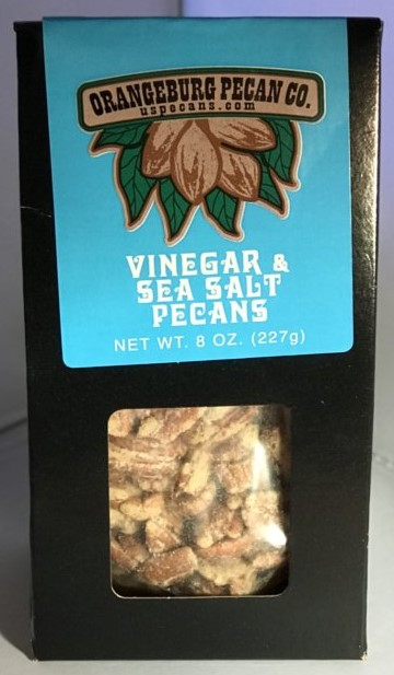Vinegar & Sea Salt Pecans