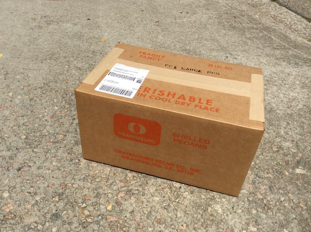 30 lb. bulk box