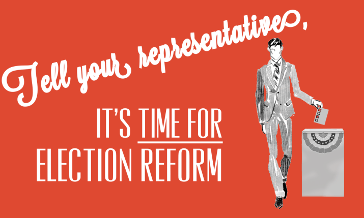 This spring's hottest trend in election reform | U.S. PIRG