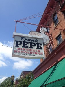 Frank Pepe in New Haven, CT