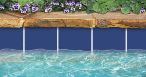 6x6 solids series us pool tile
