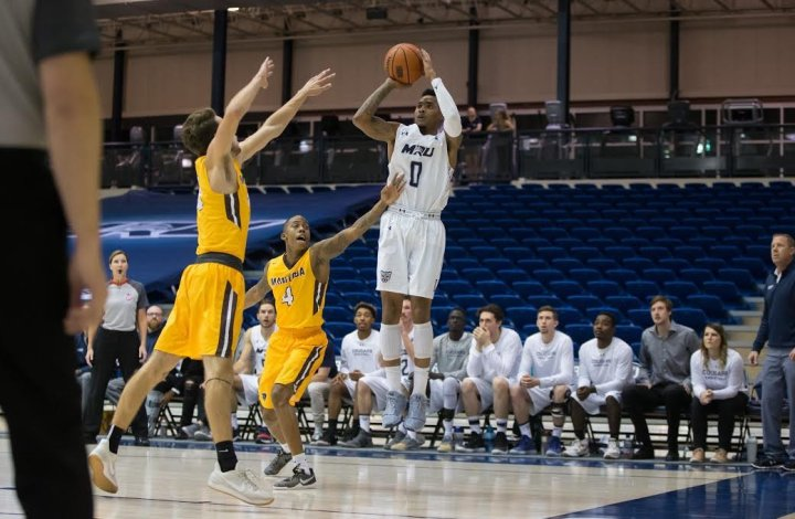 Getting to know your U SPORTS student-athletes: John Hegwood, Mount Royal  Cougars — Men's Basketball — U SPORTS