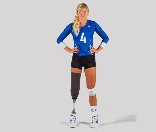 Standing Again Heat Libero Oakes Back On Her Feet After Paralympic Sitting Success