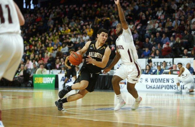 AUS Championship Preview: Men's Basketball — Men's Final 8 — U SPORTS