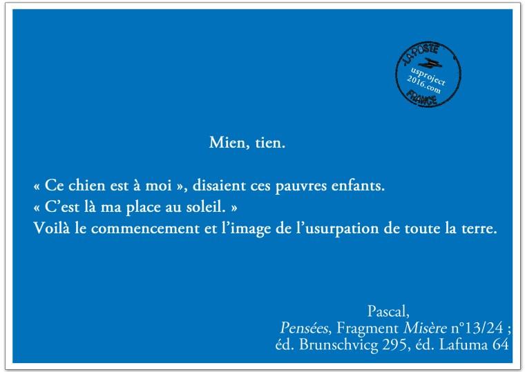Carte Postale Pascal_usproject2016.com