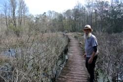 Avec Ed Deaton dans le psychedelic swamp, Miccosukee Land Co-op 2_usproject2016