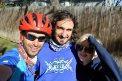 Nora, Ramiro et Moi