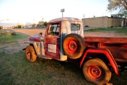 Turkey, Jeep 61 de Dale