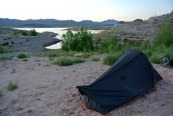 Campement Lake Mead