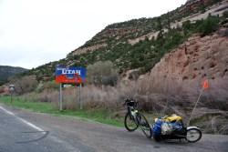 Frontière Colorado - Utah