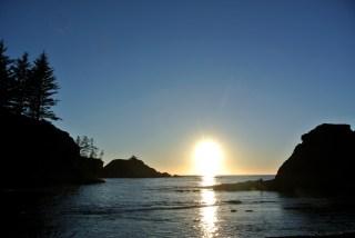 Sunset Bay State Park 4