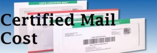 How Much is Certified Mail? Certified Mail Cost