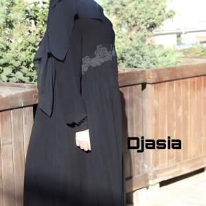 Modellkleid schwarz