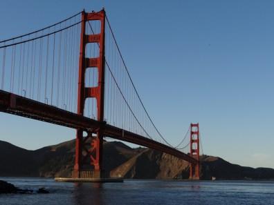 San Francisco (23) Golden Gate Bridge