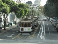San Francisco (5) Cable Car