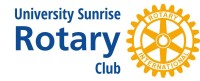 University Sunrise Rotary Logo - JPEG