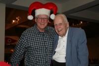 Dave and Santa_2014
