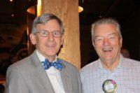 Bob Donegan with Hal Beals