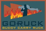 Buddy Carry Callout Patch