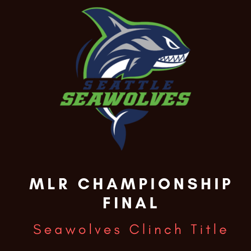 Seawolves clinch back to back titles
