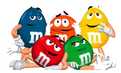 Thank You M&M