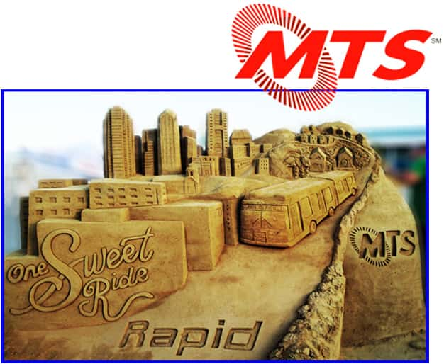 Thank You San Diego MTS!