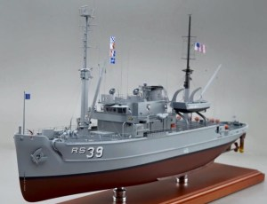 USS Conserver Model image