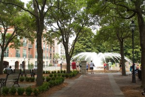Charleston Waterfront Park image
