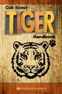 Image result for cub scout tiger handbook