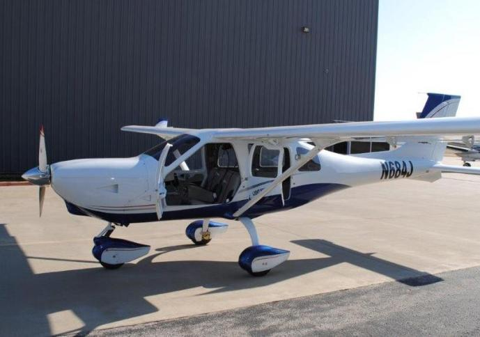 2009 Jabiru J230-SP SLSA N684J   US Sport Planes