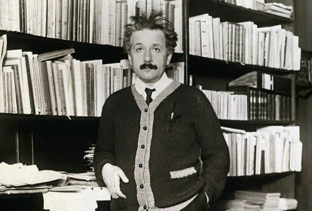 Einstein around 1915