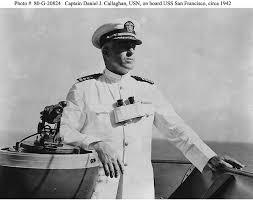 Capt. David J. Callahan USN