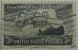 1948 Four Chaplains 3c