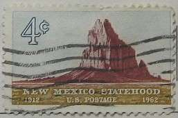 1962 New Mexico Statehood 4c