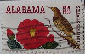USC1969 Alabama Statehood 6c