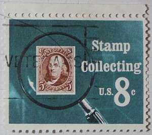 1972 Stamp Collecting 8c
