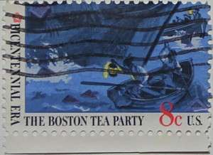1973 Boston Tea Party - Boats 8c