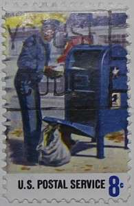 1973 Postal Workers - Collection 8c