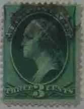 1879 Washington 3c