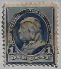 1890 Franklin 1c