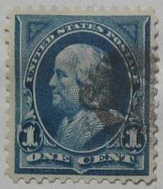 1895 Franklin 1c