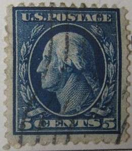 1911 Washington 5c