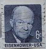 1970 Eisenhower 6c Vertical Coil