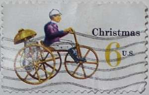 1970 Christmas Tricycle 6c
